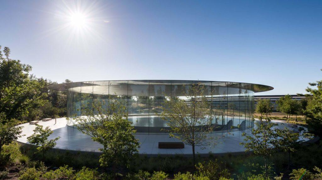 apple park forster partner architecture